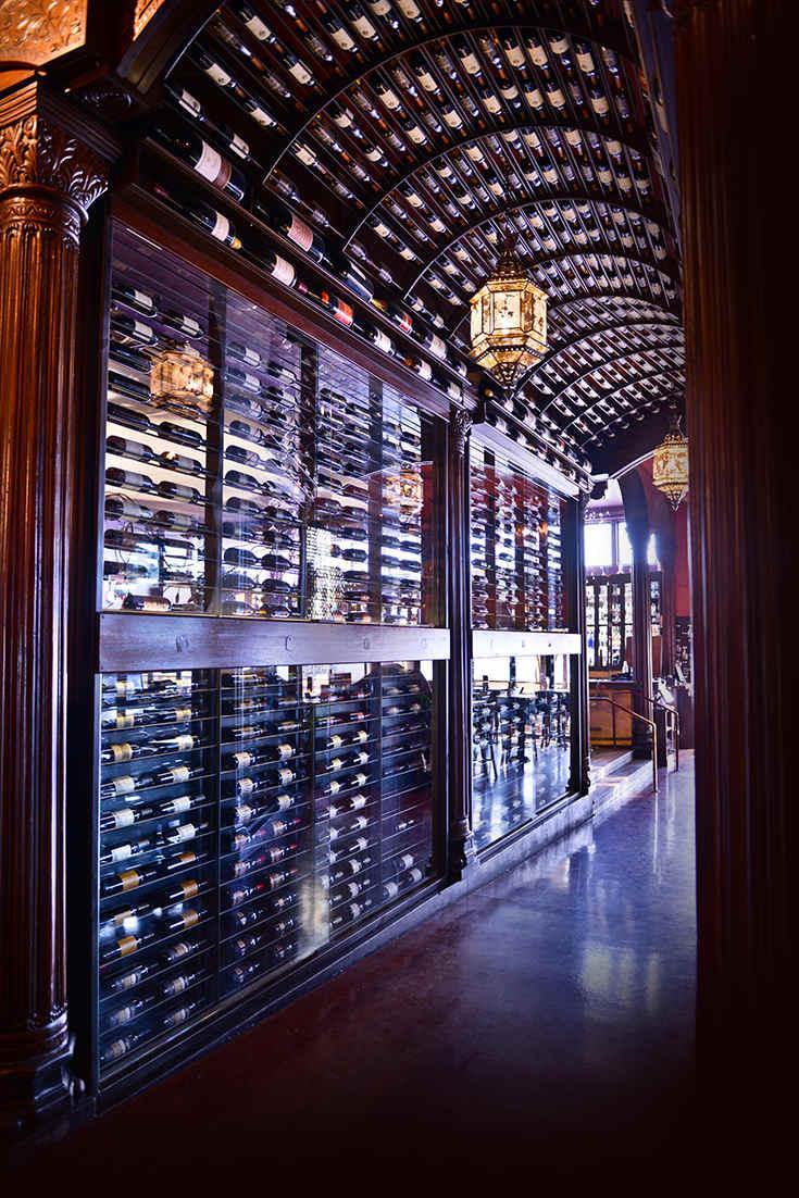 Wine Arch